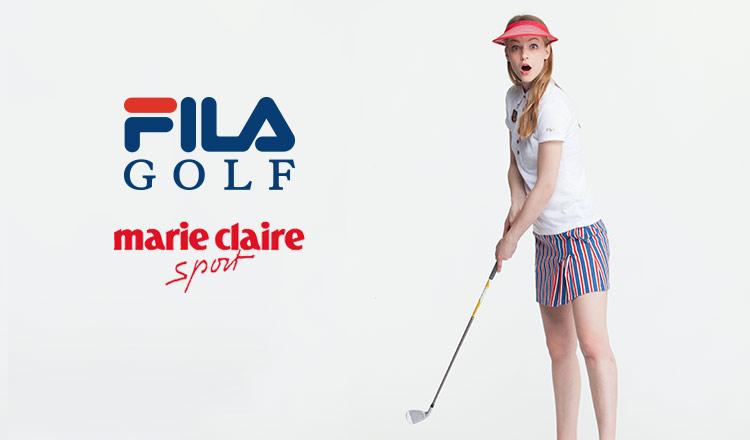 FILA GOLF/MARIE CLAIRE WOMEN