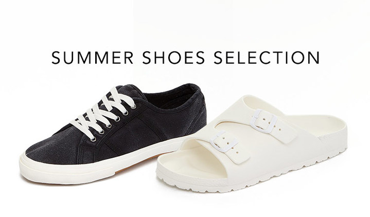 SUMMER SHOES SELECTION