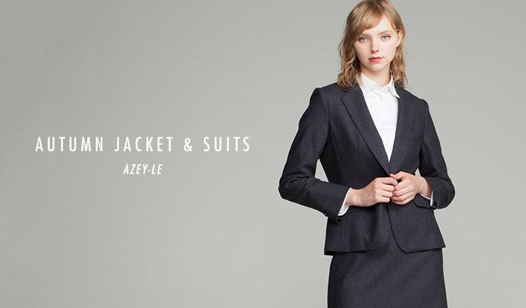AZEY-LE -AUTUMN JACKET & SUITS -