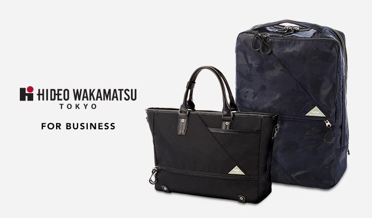 HIDEO WAKAMATSU -FOR BUSINESS-
