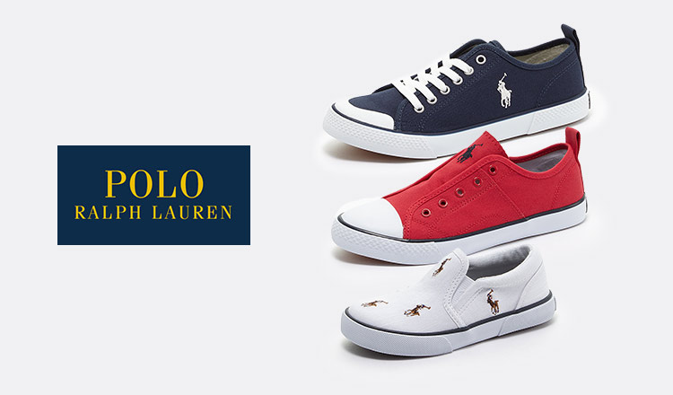 POLO RALPHLAUREN SHOES