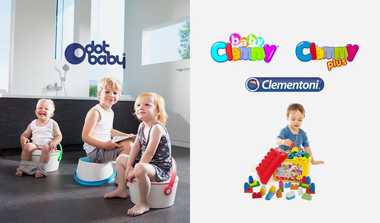DOT BABY/CLEMMY