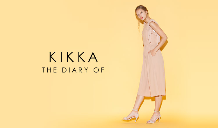 KIKKA THE DIARY OF