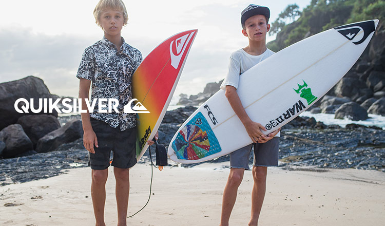 QUIKSILVER BOYS -SUMMER FINAL-