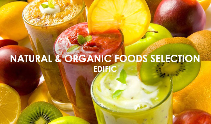 NATURAL&ORGANIC FOODS SELECTION EDIFIC