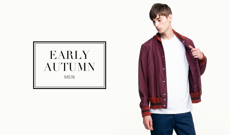 EARLY AUTUMN MEN