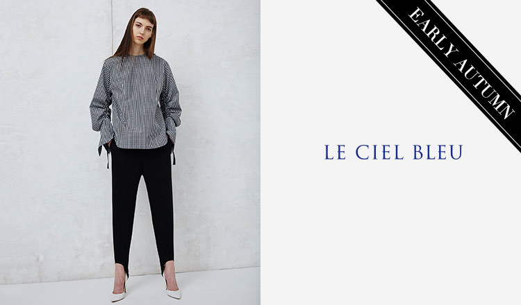 LE CIEL BLEU_EARLY AUTUMN