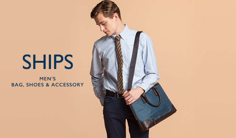 SHIPS MEN'S BAG & SHOES & ACCESSORY
