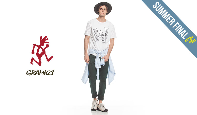 GRAMICCI & MORE_SUMMER FINAL CALL-APPAREL-