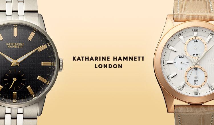 KATHARINE HAMNETT WATCH