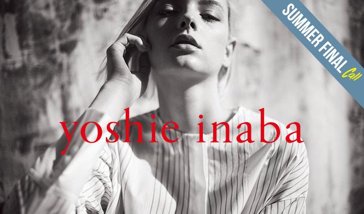 YOSHIE INABA_SUMMER FINAL CALL