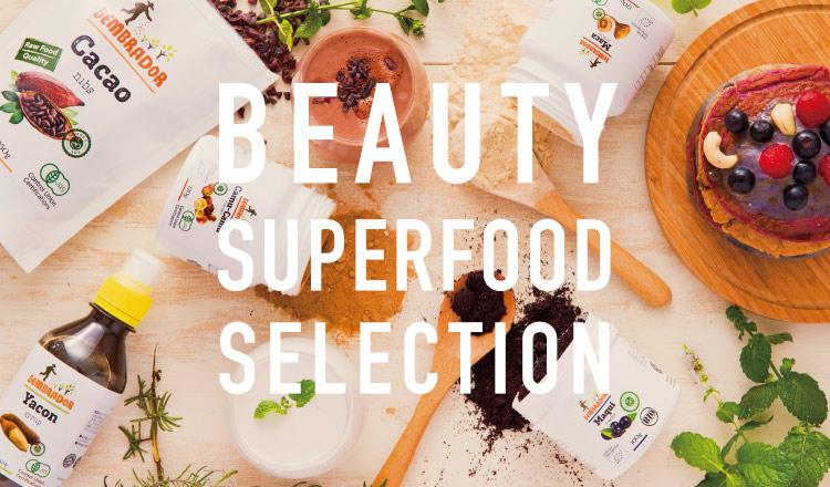 BEAUTY SUPERFOOD SELECTION