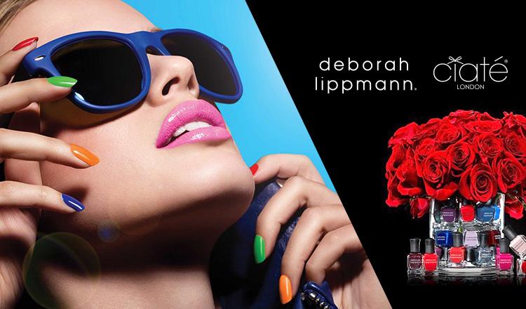 DEBORAH LIPPMANN/CIATE LONDON and more...