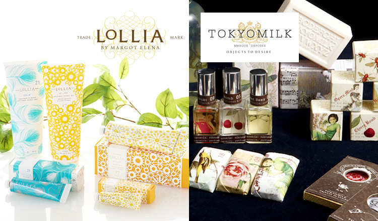 LOLLIA/TOKYO MILK