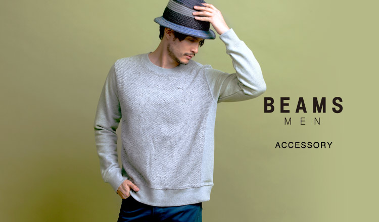 BEAMS MEN -ACCESSORY-