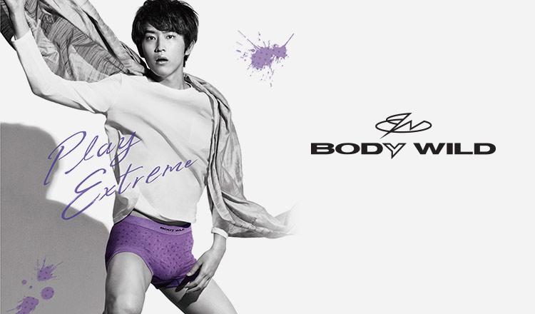 BODY WILD/YG
