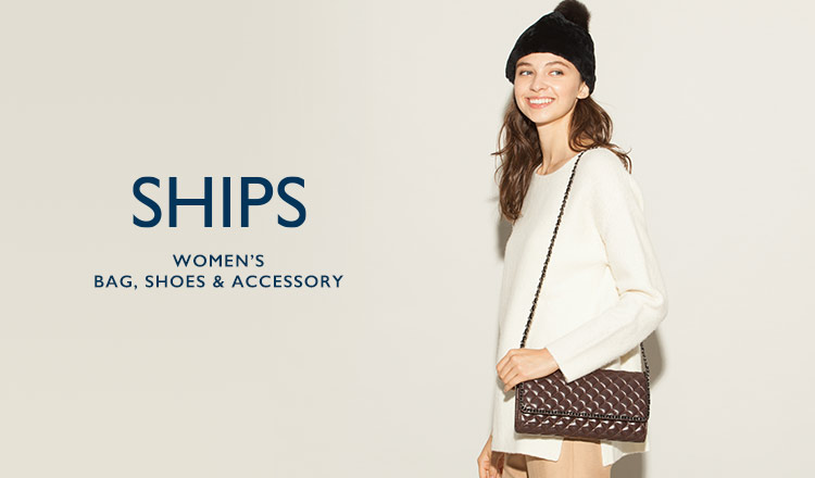 SHIPS WOMEN'S BAG & SHOES & ACCESSORY