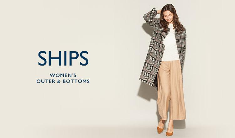 SHIPS WOMEN'S OUTER & BOTTOMS
