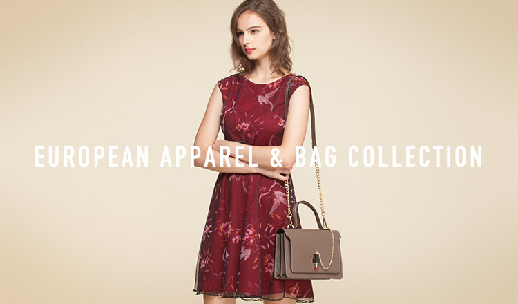 EUROPEAN  APPAREL & BAG COLLECTION
