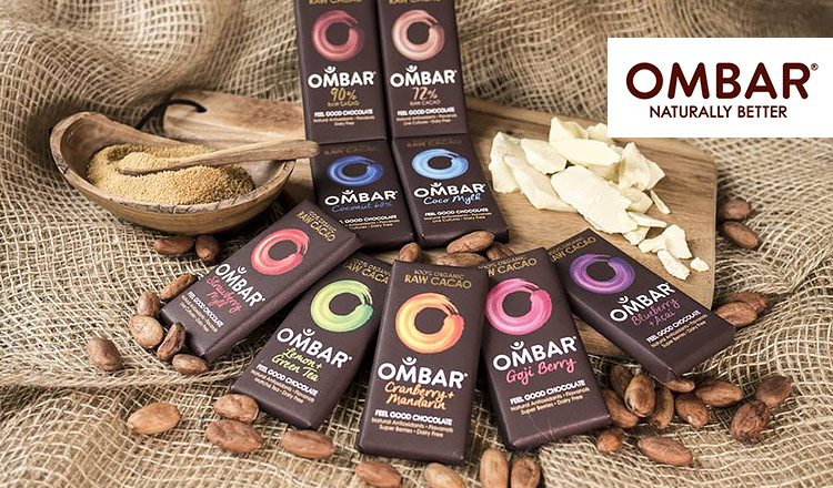 SUPERFOOD RAW CHOCOLATE OMBAR
