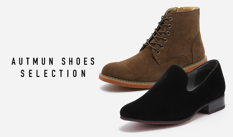 AUTMUN SHOES SELECTION