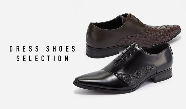 DRESS SHOES SELECTION