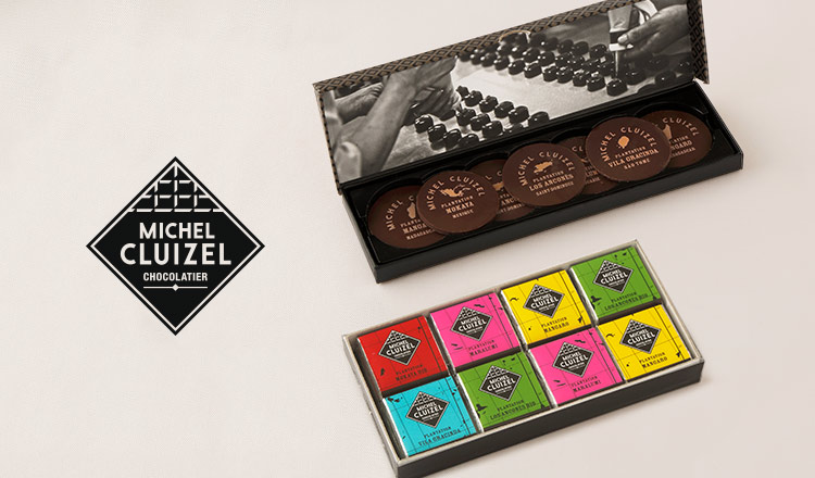 PREMIUM CHOCOLATE -MICHEL CLUIZEL-