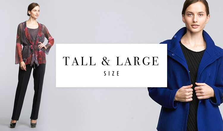 TALL & LARGE SIZE