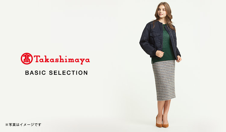 TAKASHIMAYA BASIC SELECTION
