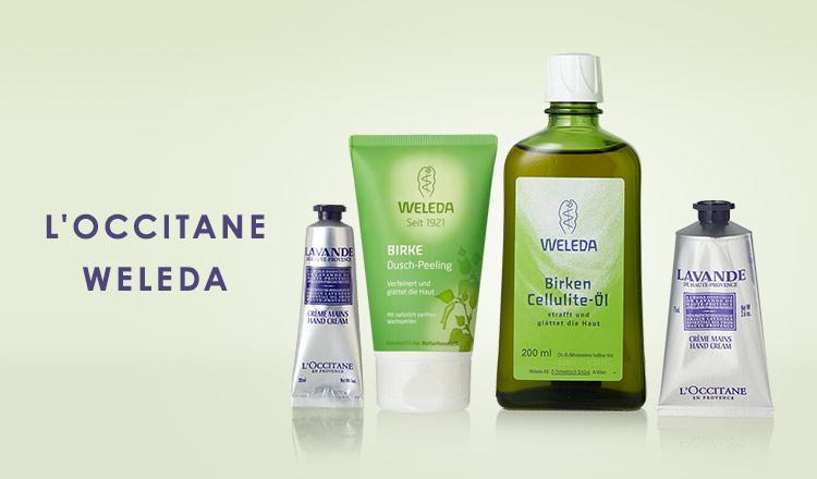 L'OCCITANE/WELEDA