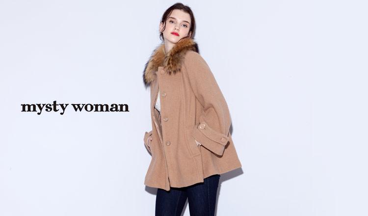 MYSTY WOMAN(ミスティウーマン)