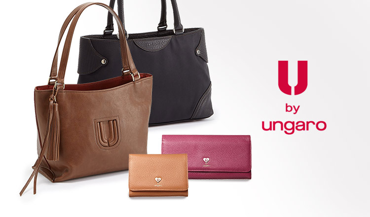 U BY UNGARO BAG and ACC