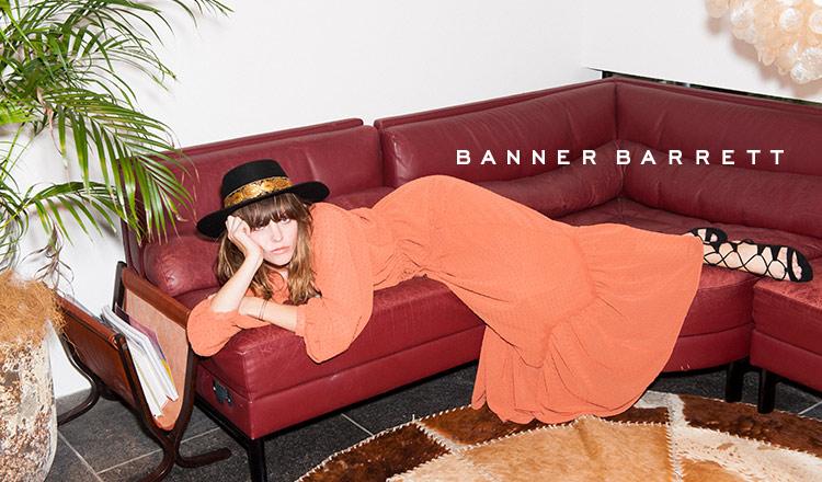 BANNER BARRET(バナーバレット)