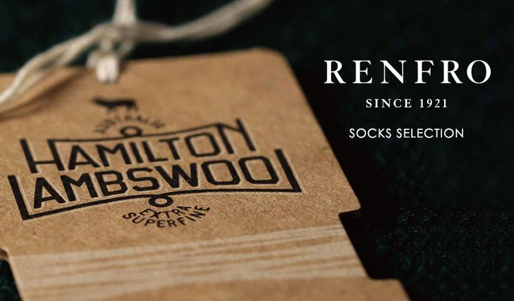 RENFRO-SOCKS SELECTION-