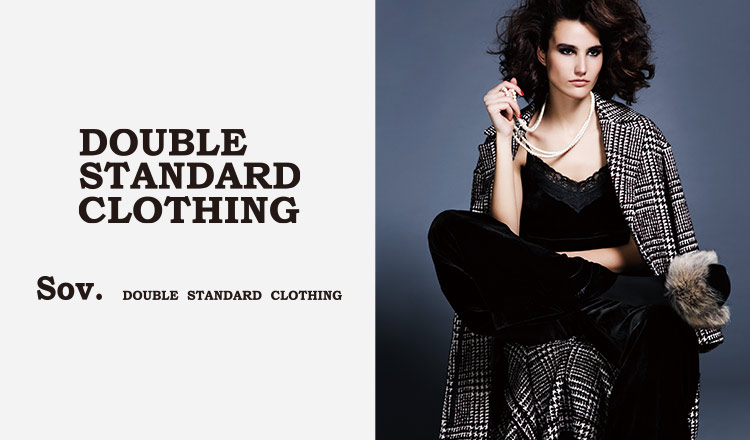 DOUBLE STANDARD CLOTHING/SOV.