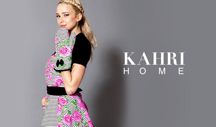 KAHRI HOME/JESSIE STEEL