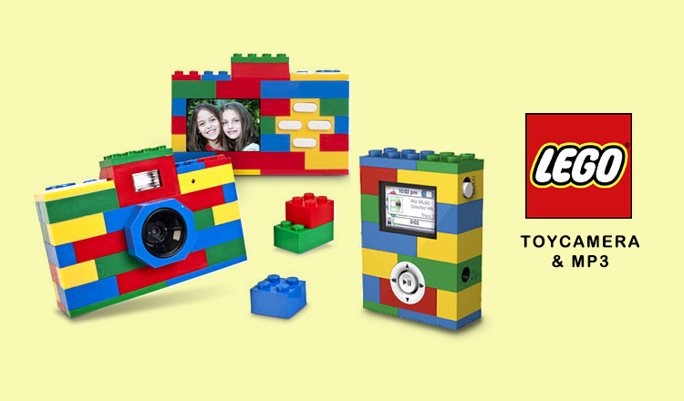 LEGO - TOYCAMERA & MP3 -