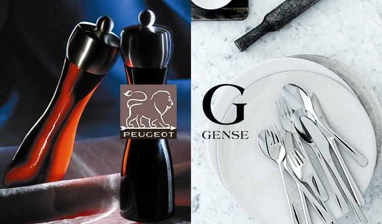 PEUGEOT AND GENSE KITCHENWARE