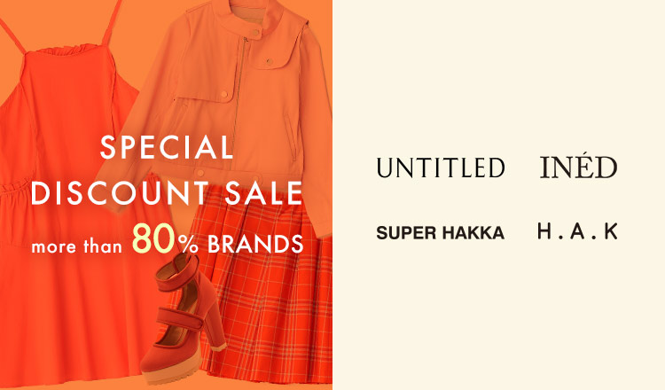 SPECIAL DISCOUNT SALE MORE THAN 80%