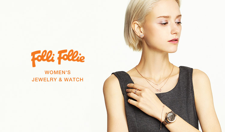 Folli Follie WOMEN'S JEWELRY & WATCH