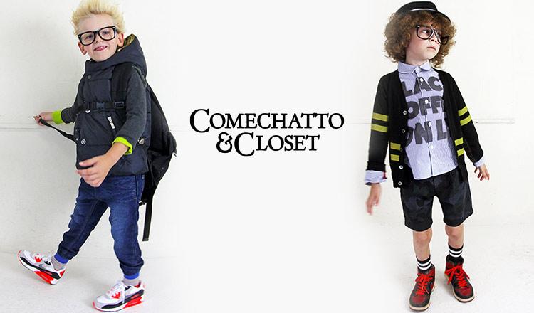 COMECHATTO & CLOSET BOY
