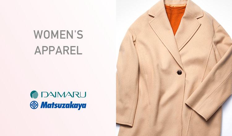 DAIMARU MATSUZAKAYA WOMEN'S APPAREL