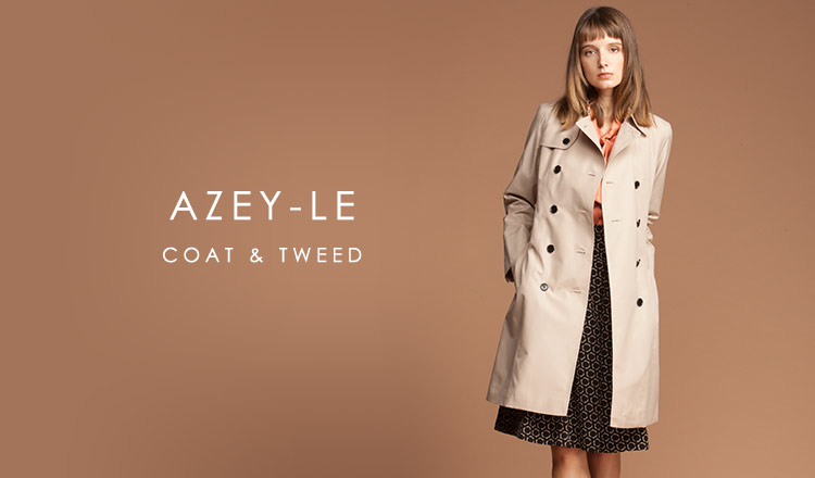 AZEY-LE COAT & TWEED