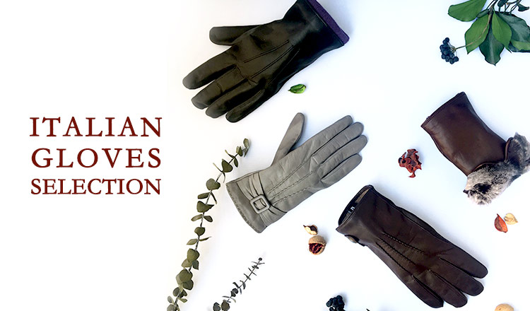 ITALIAN GLOVES SELECTION
