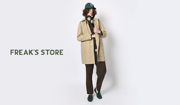 FREAK'S STORE MEN'S OUTER & ACCESSORY