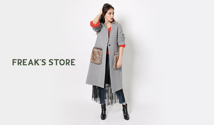 FREAK'S STORE WOMEN'S OUTER & ACCESSORY
