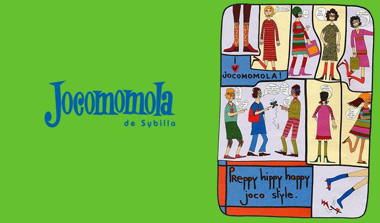JOCOMOMOLA DE SYBILLA(ホコモモラ デ シビラ)