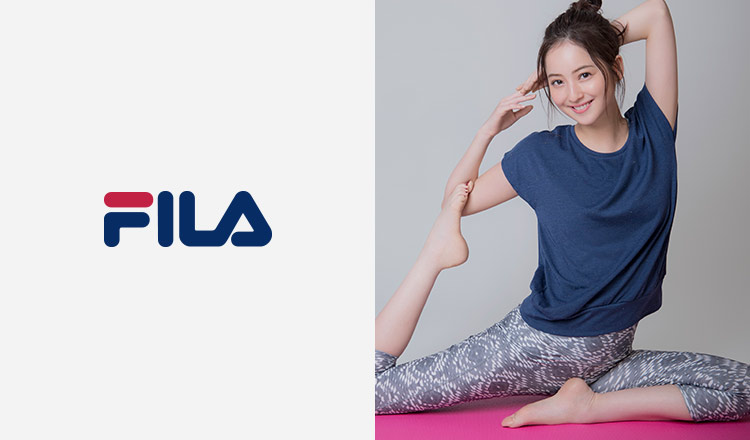 FILA YOGA FITNESS SWIMWEAR