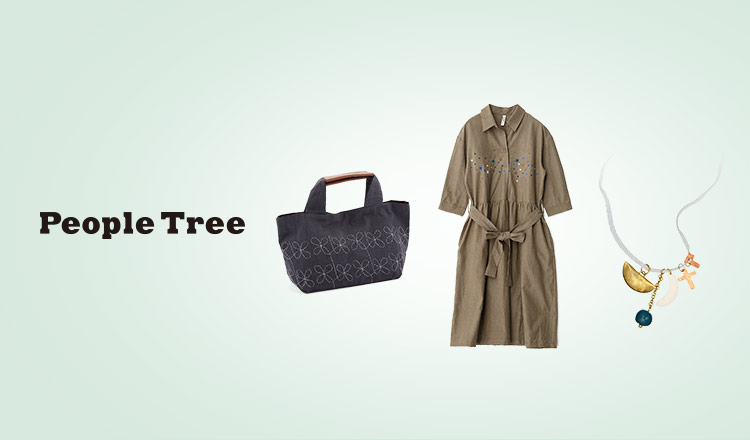 PEOPLE TREE-APPAREL&BAG&ACCESSORY-