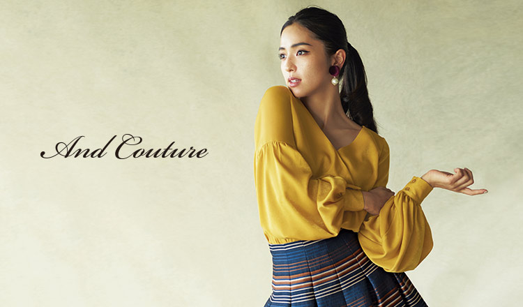 AND COUTURE(アンド クチュール)